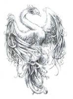Phoenix by XiphoidLies