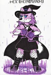 Gotta Hex Em All by Kitten-Pie