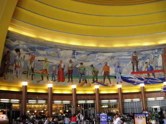 Union Terminal Interior 2 by Origin21