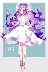[CLOSED] Fay - AUCTION by lehannaa