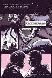 Rooftops Preview Pg 1 by ChrisVisions