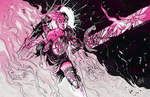 Jeanne Dark by ChrisVisions
