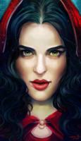 Morgana by StarshipSorceress