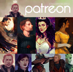 Patreon! by StarshipSorceress