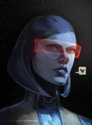EDI by StarshipSorceress