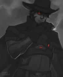 Blackwatch Mccree by StarshipSorceress