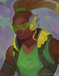 Lucio by StarshipSorceress