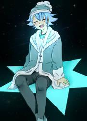Star-boy by dakynai