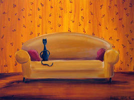 the waiting room by themanda