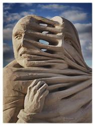 2011 World Sand Sculpture Championship Detail 02 by tmfNeurodancer