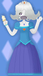 Princess Seiko Kimura by AsahiGirl