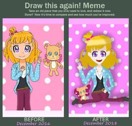 Draw This Again! Meme by AsahiGirl