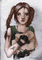 Lara by zwusel