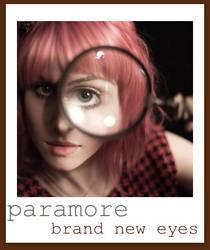 Brand New Eyes Cover by omnomnomcoookies
