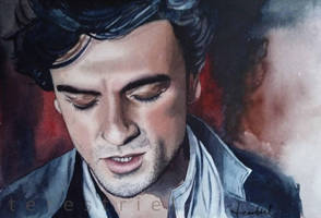 Poe Dameron (Star Wars The Last Jedi) by terestriel