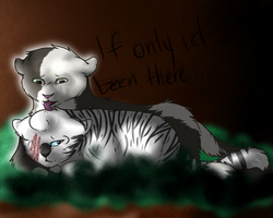 Maybe I could have Saved You... by TACOBELLABAE