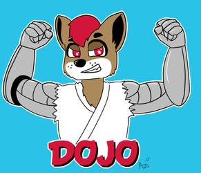 Dojo Dingo - Random Gift Art by Azikira