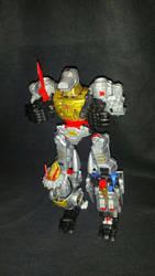 Realistic T-Rex CombinerTron by Azikira