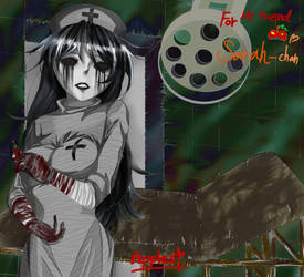 [Request] Nurse of Death by JURINGO