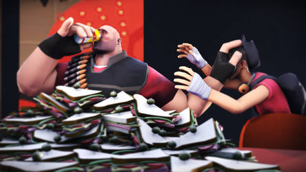 [SFM] This is mine !!! by NatkaPL