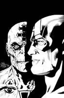 Ult Avengers 5 Cover by DexterVines