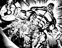 Hulk 23 DPS by DexterVines