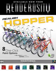 Realigh Hopper Renderosity 2 by SinAWiL