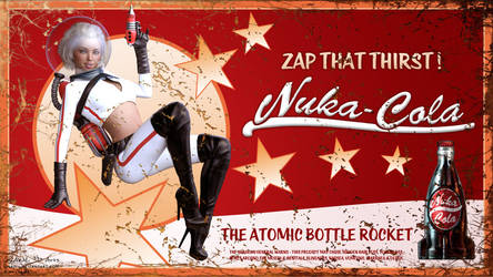 Nuka Cola by SinAWiL