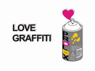 Proshop: Love Graffiti by giay