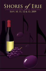 Shores of Erie Wine Festival by brain-fork