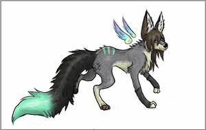 Fursona: Foxified by Kinarei