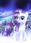 Rarity by Daedric-Pony