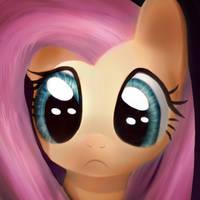 Yellow Pony by Daedric-Pony