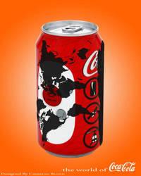 Coke World by ckbdesign