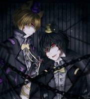 Double Nightmares by Kaijiiro