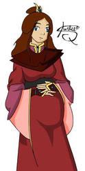 Fire Lady Katara - Kurlee-Kue by Zutarian-Empire