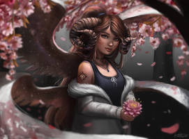 Aries by Whails