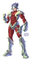 super boy by ilison