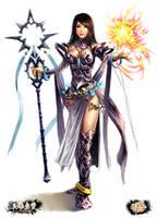 game design - Wizard by ilison