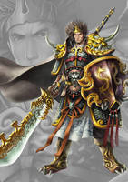 Warrior by ilison