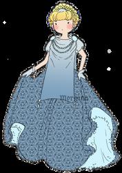 Cinderella by morganadulac