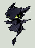 toothless by Smotth