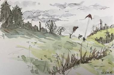 Kites by NoctiLuna