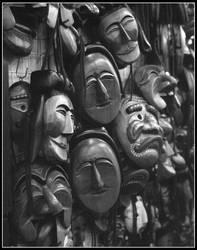Masked by mymamiya