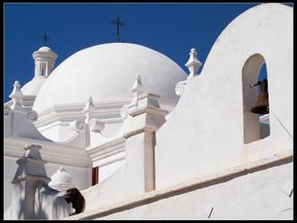 Mission Dome by mymamiya