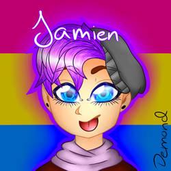 Jamien by DemondIIQ