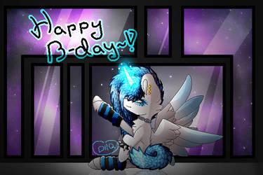 Happy b-day! by DemondIIQ
