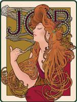Mucha - Job by lilgreenbutton