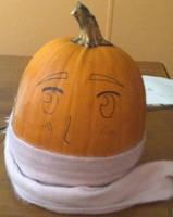 My Russia Pumpkin by RANDOM-drawer357