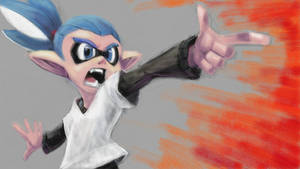 OBJECTION - Splatoon is really good by DeviantMG